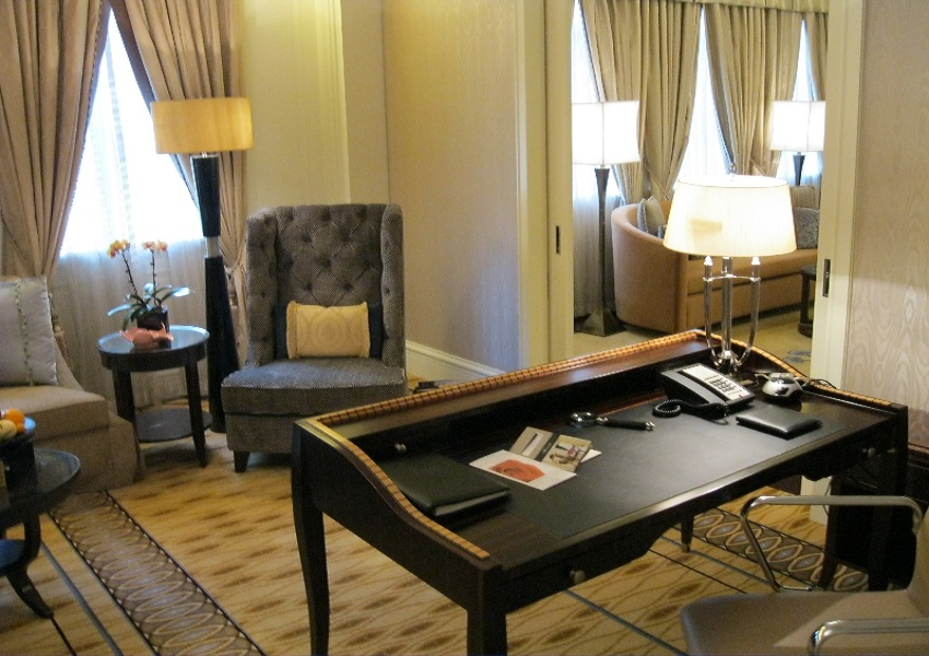 Features of A Great Business Hotel